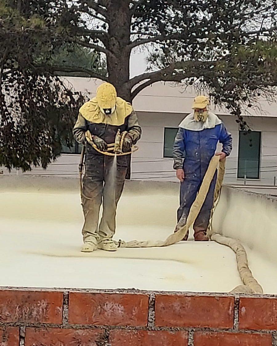 trabajadores Aislamientos Ayara
