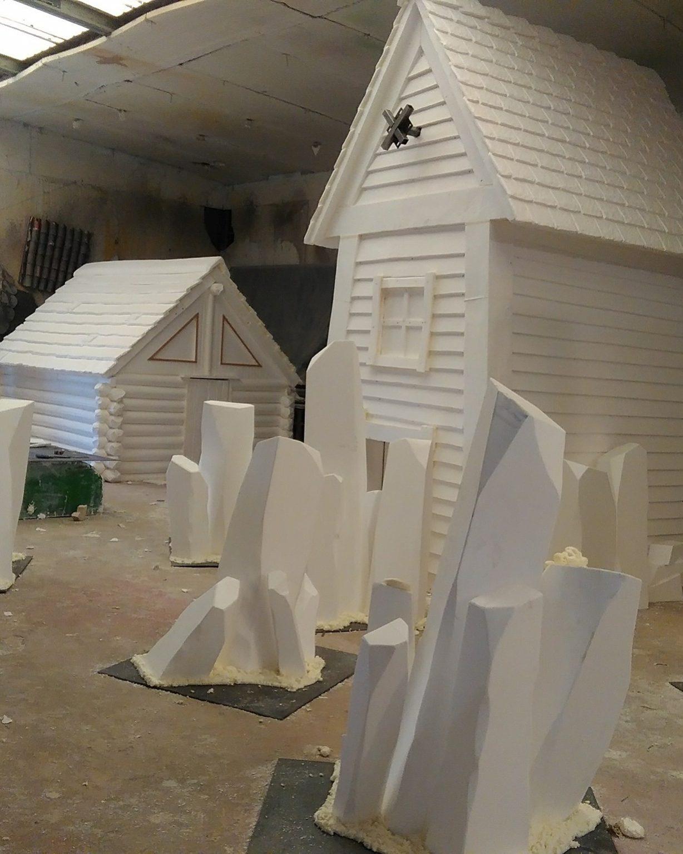 casas Aislamientos Ayara