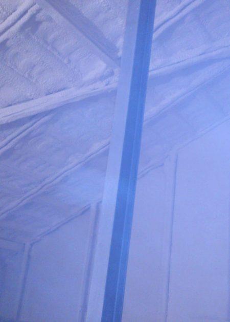 techo blanco Aislamientos Ayara